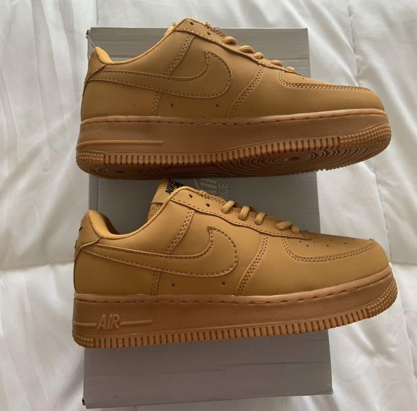Air Force 1s Wheats