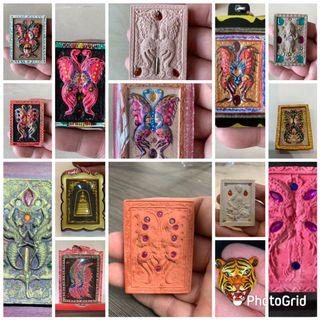 Amulets to let go