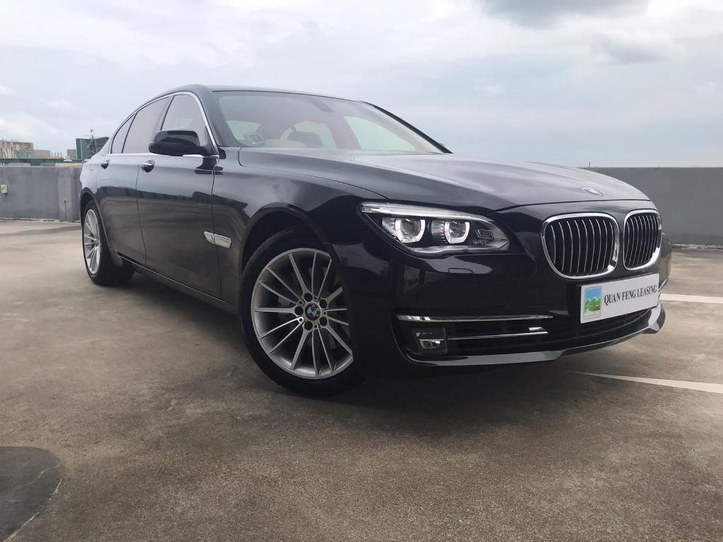 BMW 740I AT