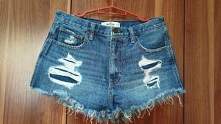 Denim Shorts Hollister