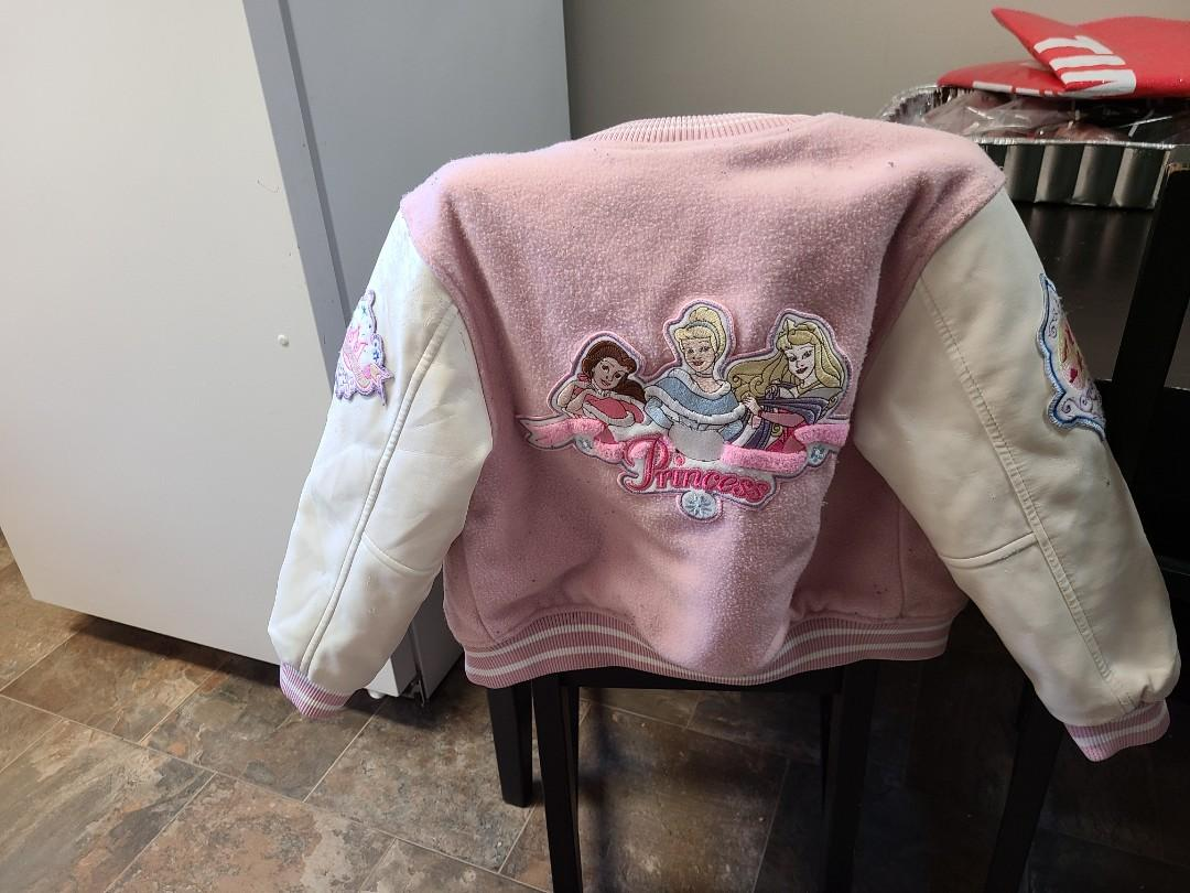 Disney princesses jacket