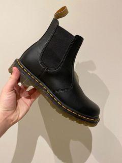Doc Marten Vegan Leather Boots