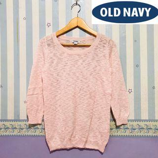 FREEONG! OLD NAVY Pink Top Sweater