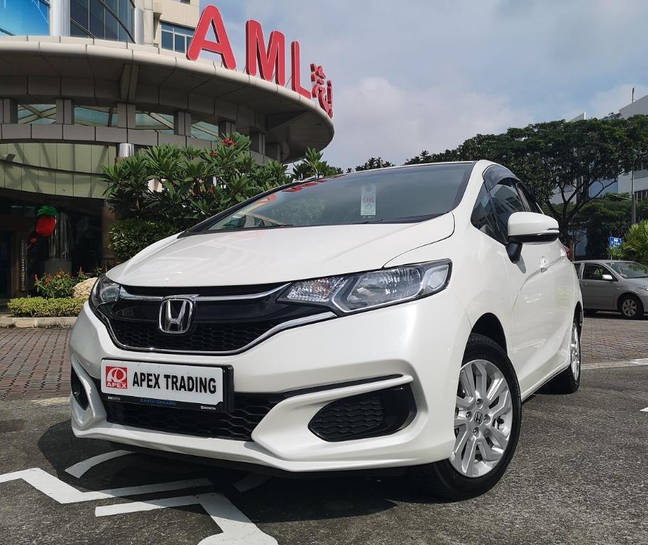 Honda Jazz 1.3 Hatchback (A)