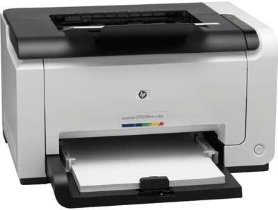 HP CP1025nw Color Wireless Laserjet Pro Printer