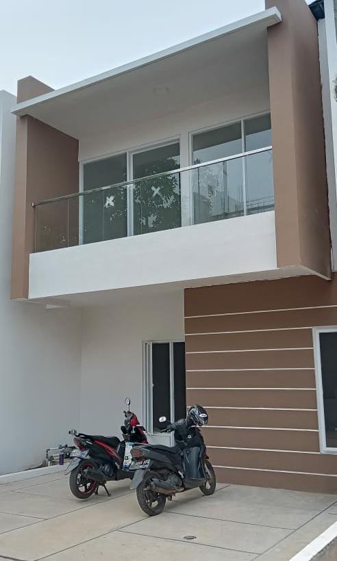 Hunian 2 lantai murah di Jatibening Bekasi