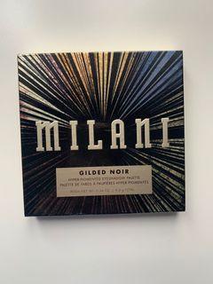 Milani Gilded Noir Eyeshadow Palette