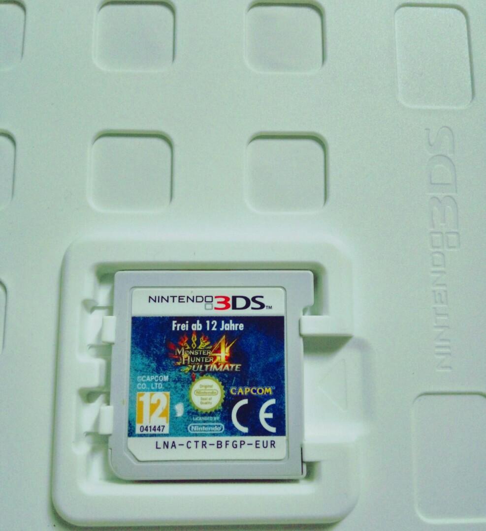Nintendo DS GAME ORI REGION EURO AUSIE BISA