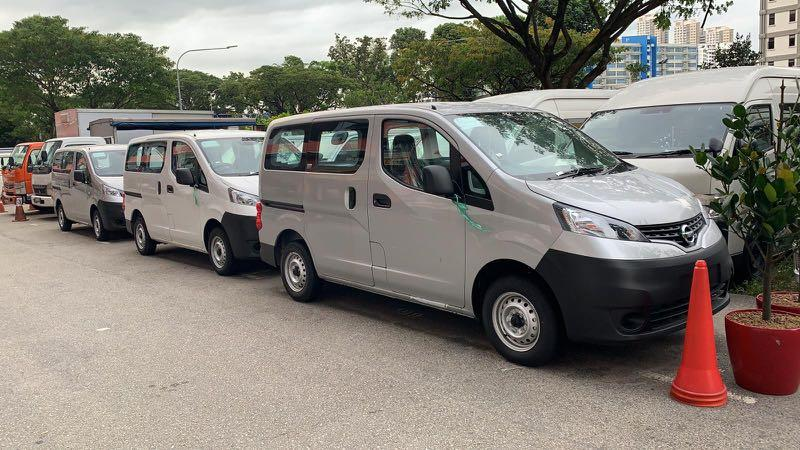 Small Van for Sell