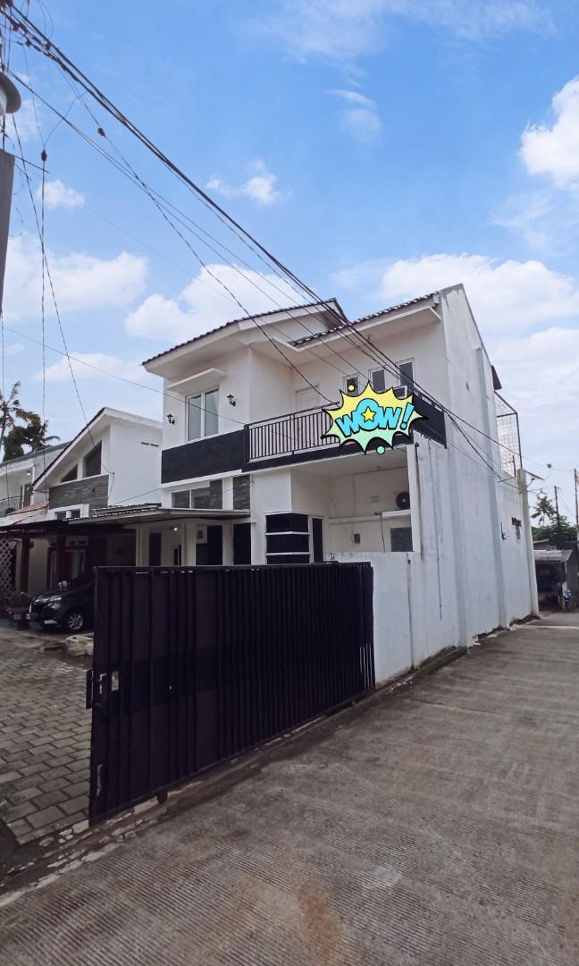 Dikontrakan Rumah 4 Kamar di Kodau Jatimekar