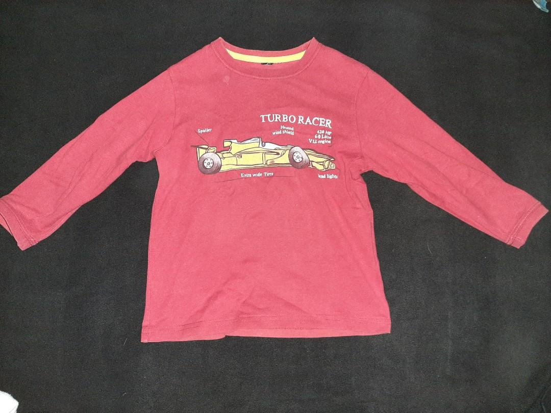 Race Car Jacket Babies Kids Boys Apparel 8 To 12 Years On Carousell