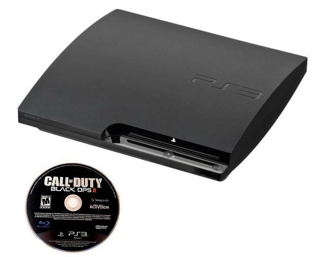 Sony PlayStation 3 with Call of Duty: Black Ops II Game