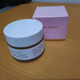 ⚠️JUAL CEPAT⚠️ The Aubree flower infused hydrating mask