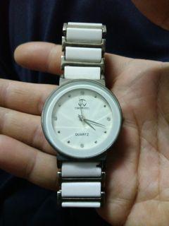 TIME WHEEL 陶瓷腕錶