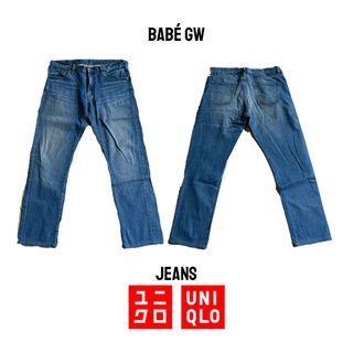UNIQLO Jeans Straight Size 32