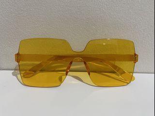 Yellow Glasses #9