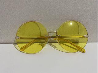 Yellow Sunglasses #6