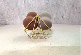 多款美妝蛋收納架-鑽石