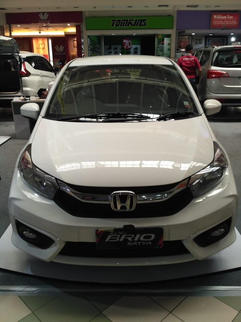 All New Honda Brio Satya 2021, Special Promo Januari