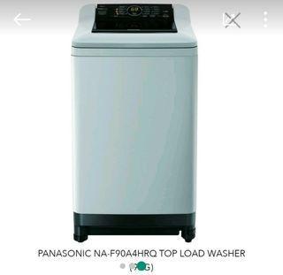 BRAND NEW Panasonic 9 Kg Top Load Washing Machine NA-F90A4HRQ