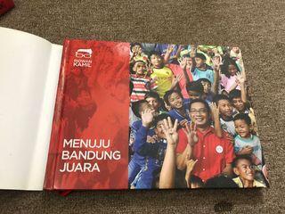 """Buku : Ridwan Kamil """"Menuju Bandung Juara"""""""