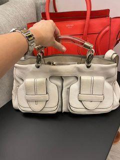 Chloe白色二手包原價6萬多