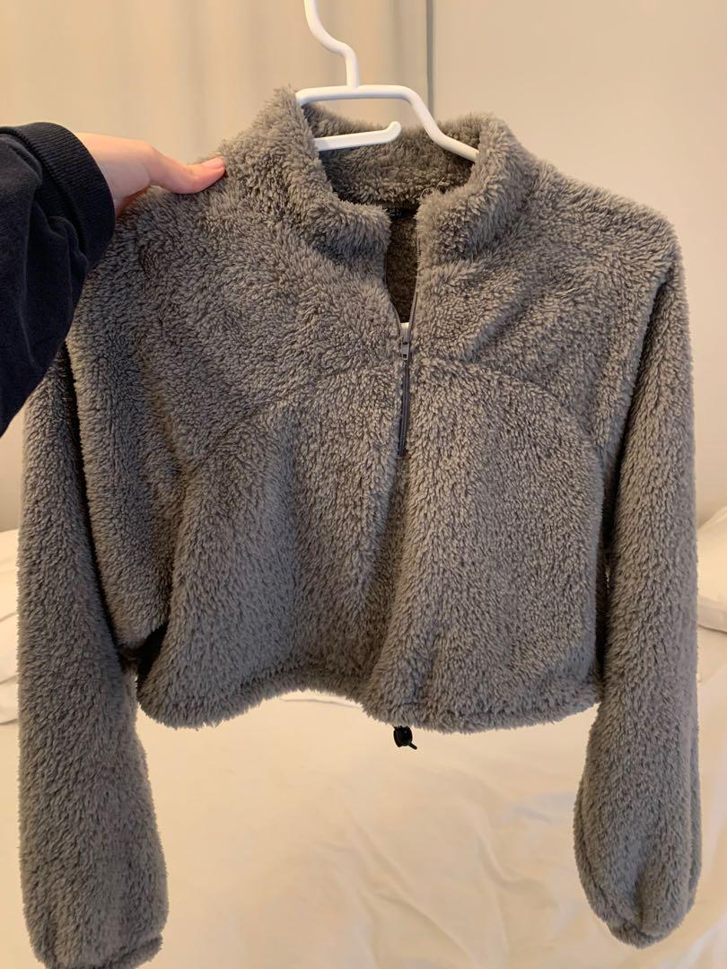 Cropped sweater from shein
