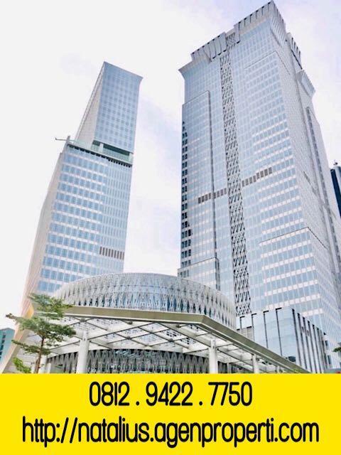 Disewakan Office Space Sopo Del Tower Mega Kuningan 1 Lantai Full Lokasi Kawasan Prime CBD Area