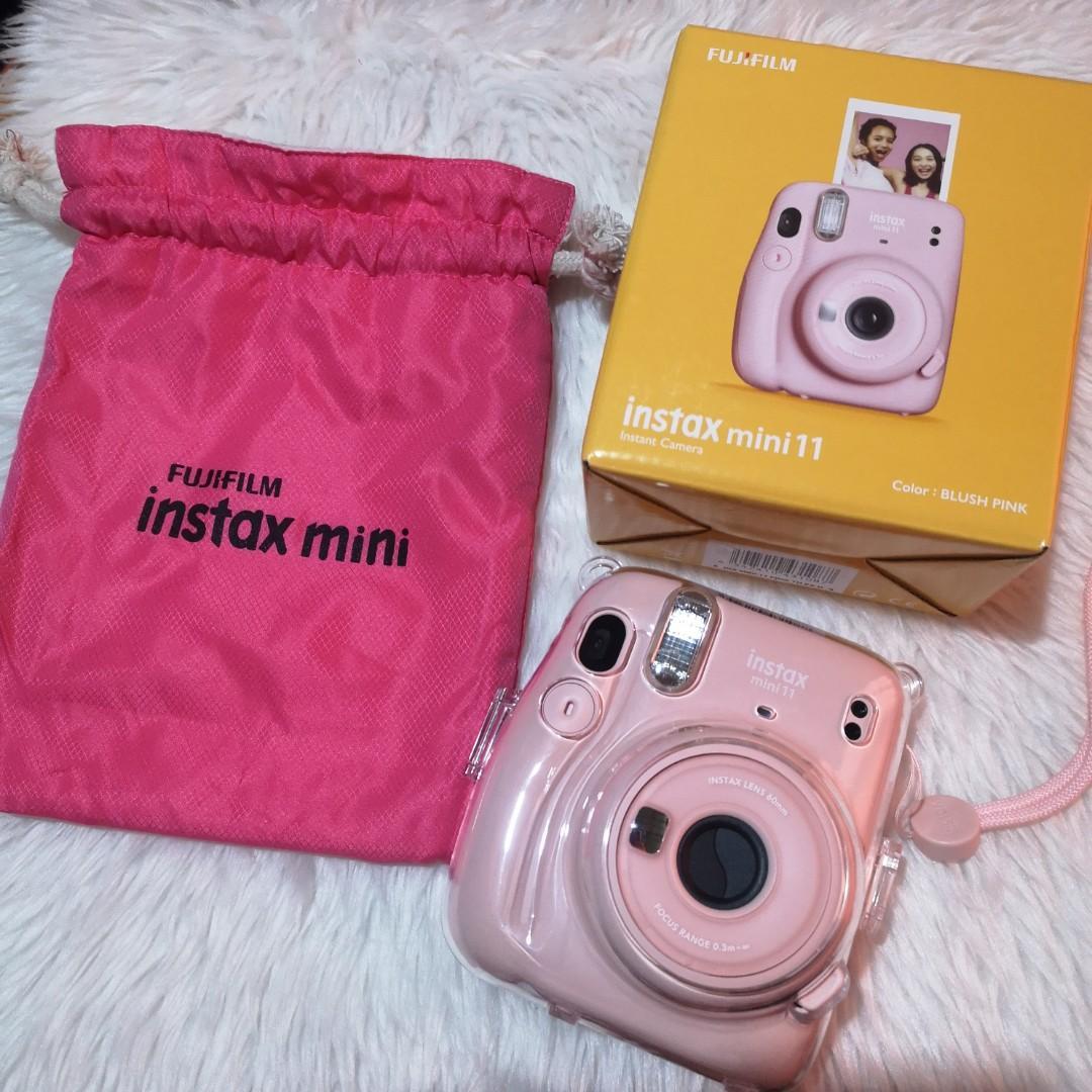 Instax Mini 11 Instant Camera Fujifilm