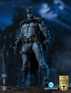 "1//21 *Pre-Order/"" DC Multiverse 7/"" Batman Gold Label Series"