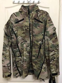 Nikelab 迷彩 外套