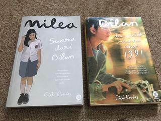 Novel Dilan (take all)