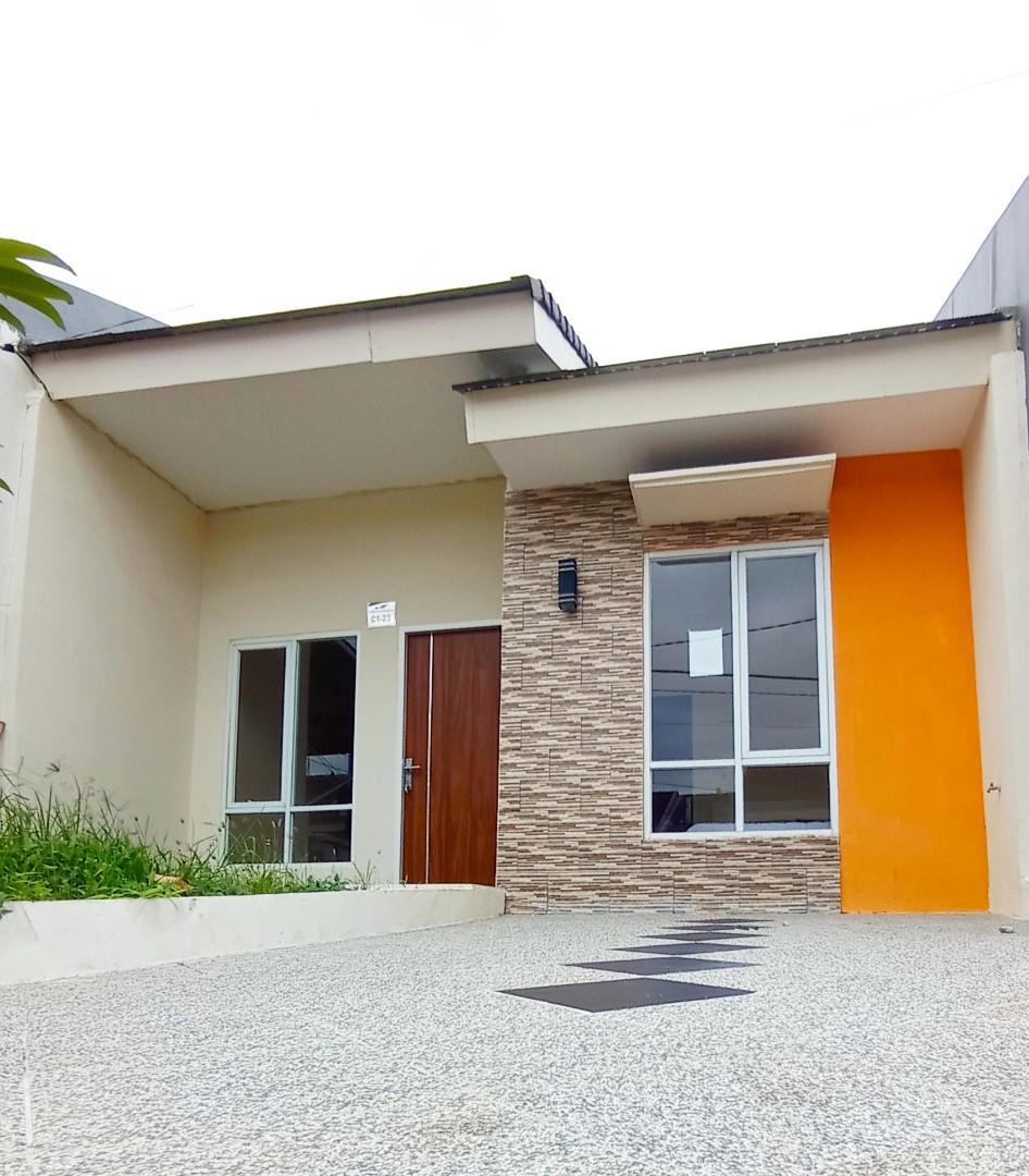 Rumah Siap Huni Tanah Luas Dekat Podomoro Golf Cimanggis