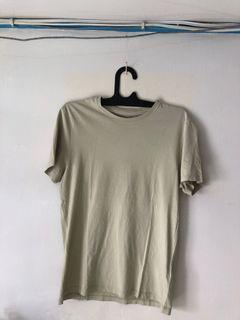 Topman basic olive tshirt kaos #awal2021