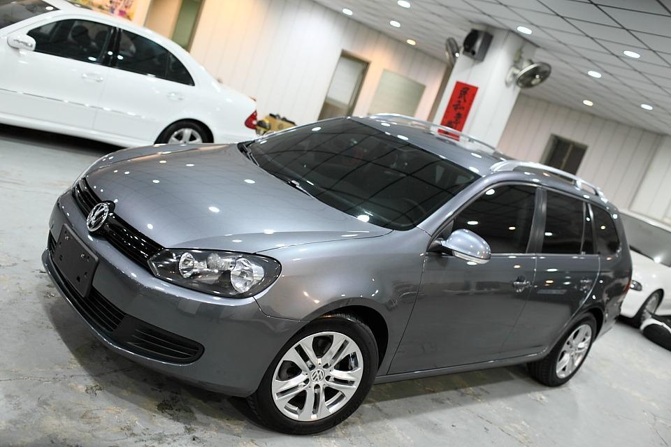 2013年式Volkswagen/福斯golf/variant過年前出清 價格甜滋滋快來電詢問