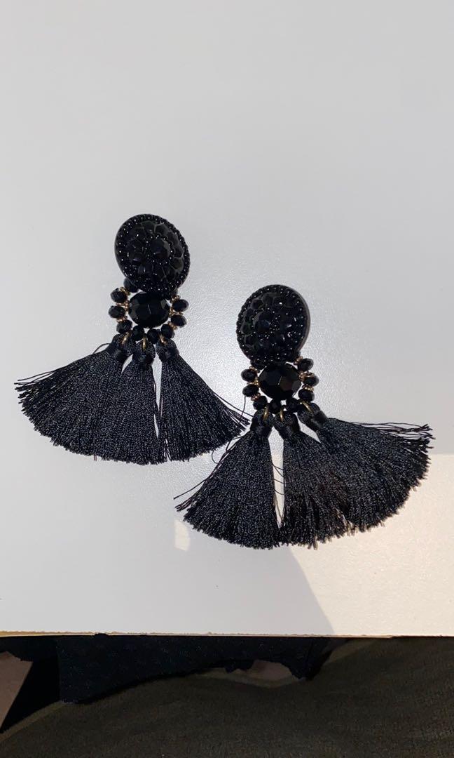Used | H&M earrings