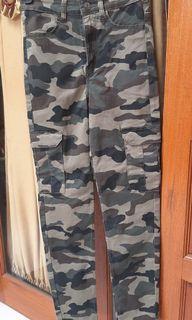 H&M Army Pants