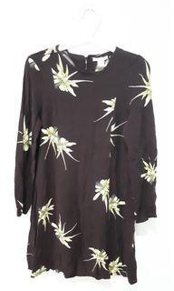 #MaretSale H&M Floral Mididress