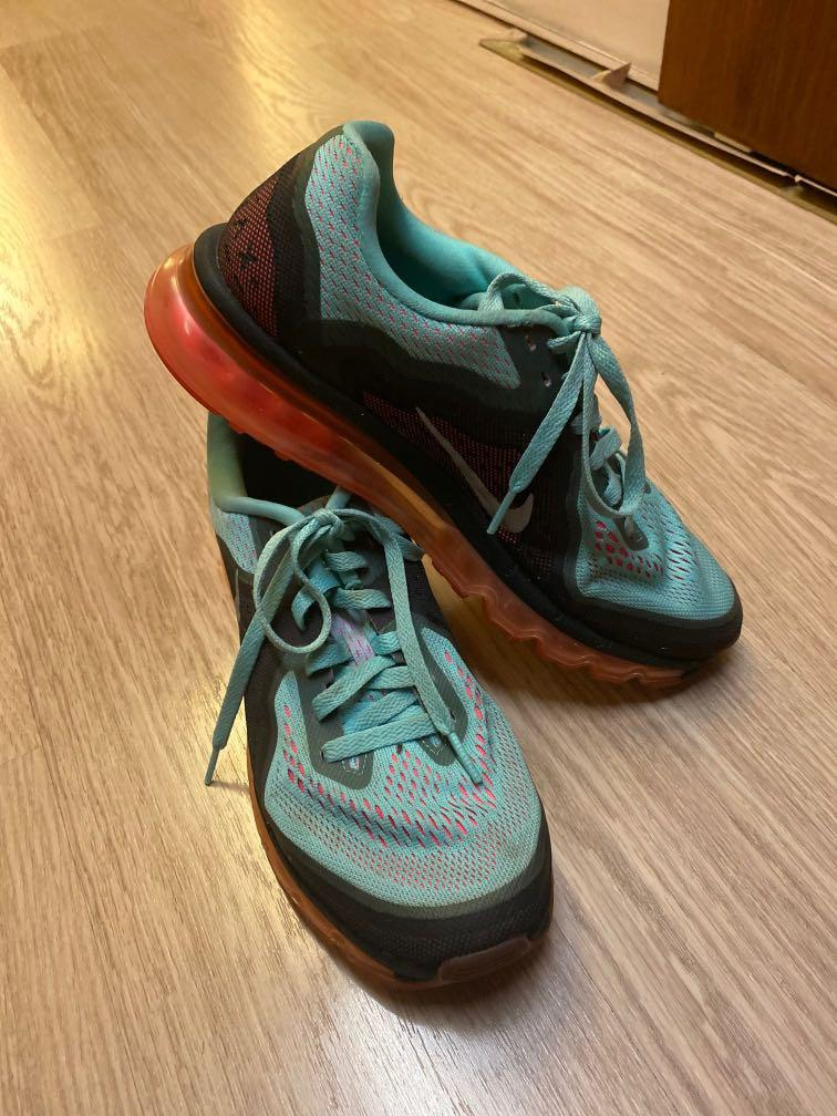 Nike Airmax, Women's Fashion, Shoes, Sneakers on Carousell