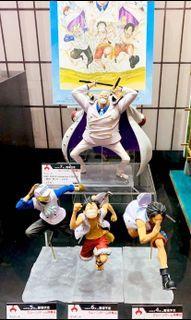 One Piece Magazine Figure (A Piece of Dream) FULL SET