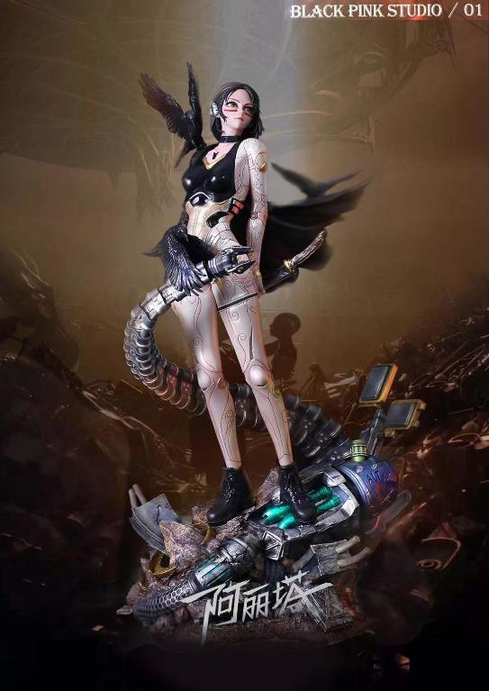 [PRE-ORDER] BLACK PINK STUDIO - BATTLE ANGEL ALITA FIGURE STATUE