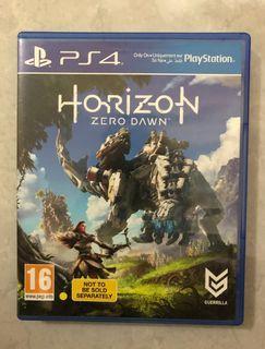 PS4 Games - Horizon Zero Dawn
