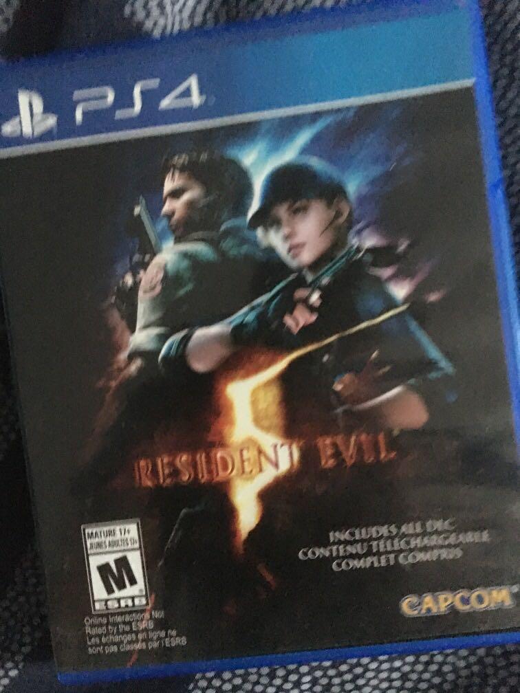 Resident of evil 5
