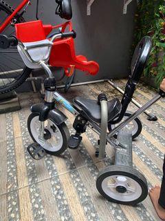 Sepeda anak roda 3 PMB Safari Besi