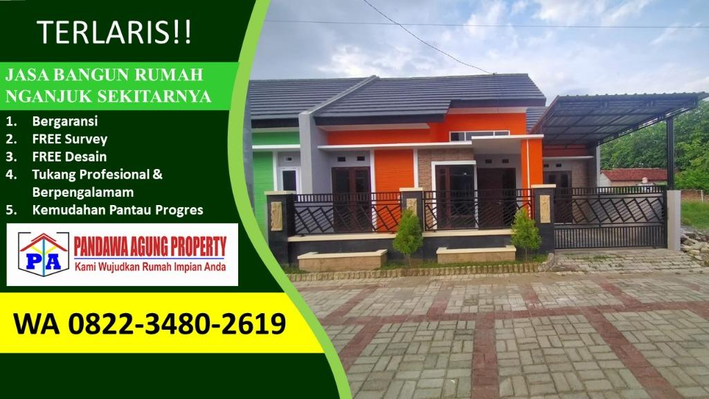 TERPOPULER | 0812-1710-4370 | Jasa Bangun Rumah Terdekat di Nganjuk, PANDAWA AGUNG PROPERTY