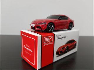 Toyota Supra toy car