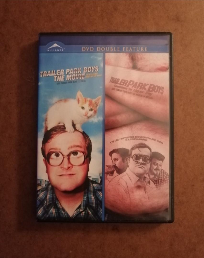 Trailer Park Boys DVD Double Feature
