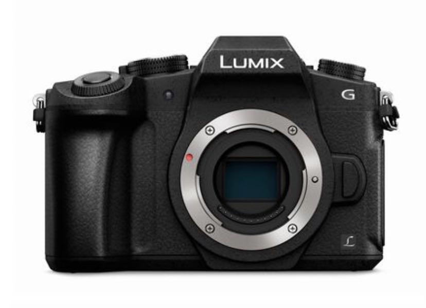 Used Panasonic G85 camera (BODY ONLY)