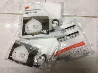 3m n95 9910v masks 口罩 獨立包裝
