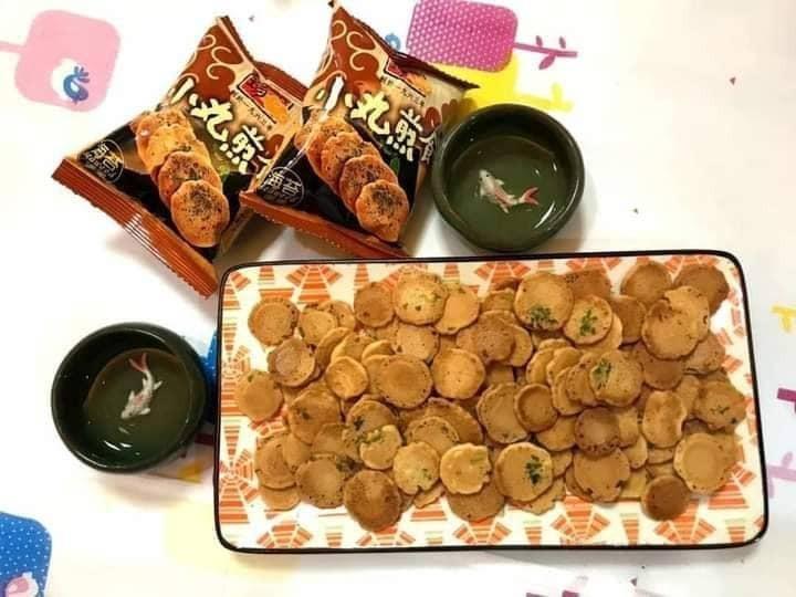 小丸煎餅 200g 隨手包 10包/組 2款